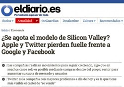 Sobre el modelo de Silicon Valley